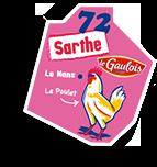 Sarthe Départaimant - Le Gaulois