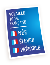 volailles 100% Françaises