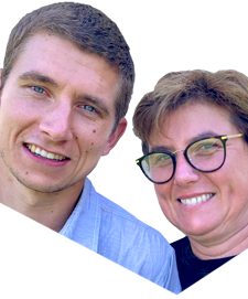 Pierre et Nathalie LETOURNEUR - Le Gaulois