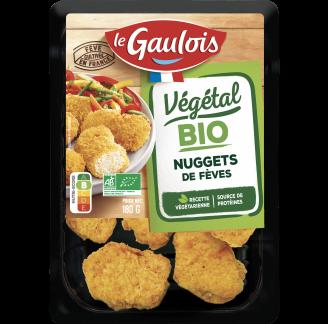 Le Gaulois - Nuggets de fèves Bio