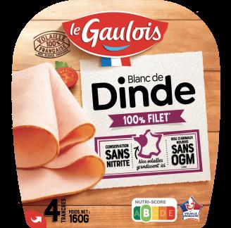 Le Gaulois - Blanc de dinde