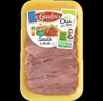 Le Gaulois - Sauté de Dinde Le Gaulois