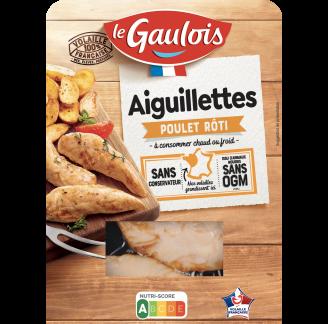 Le Gaulois - Aiguillettes de poulet rôti