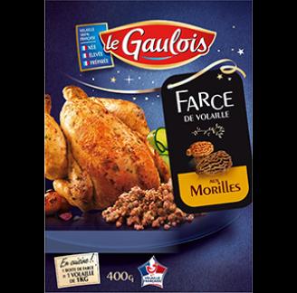 Le Gaulois - Farces Morilles Le Gaulois