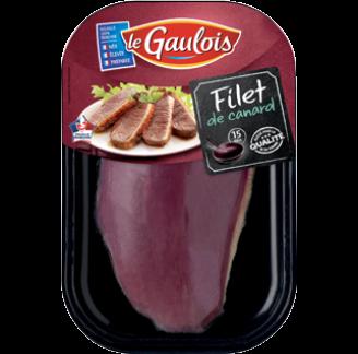 Le Gaulois - Le Filet de Canard Le Gaulois
