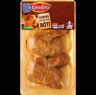 Le Gaulois - Cuisses de poulet rôti Le Gaulois