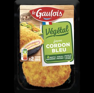Le Gaulois - Cordon Bleu Végétal
