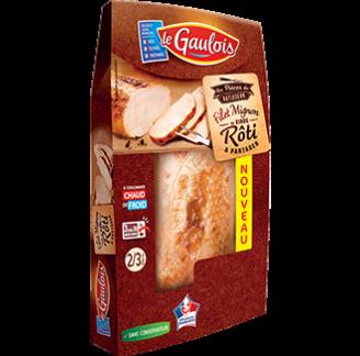 Le Gaulois - Filet Mignon de dinde rôti à partager