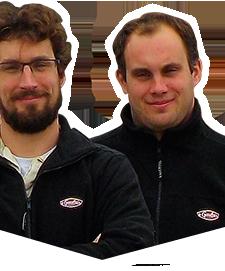 Anthony et Yohann ADRIAENSSENS - Le Gaulois