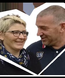 Audrey & Pierre BESANCON - Le Gaulois