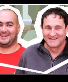 Hubert & Jonathan COUTON - Le Gaulois