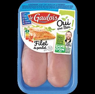 Le Gaulois - Filets de poulet - Oui c'est Bon !