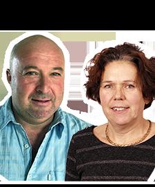 Denis & Margareth TABUR - Le Gaulois