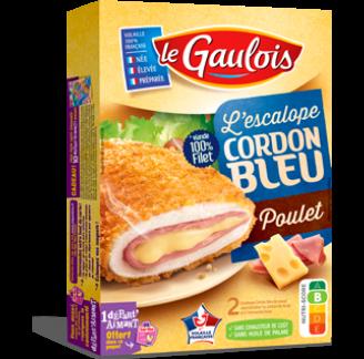 Le Gaulois - Cordon Bleu de Poulet Le Gaulois