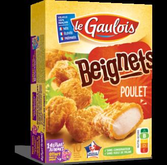 Le Gaulois - Beignets de Poulet Le Gaulois