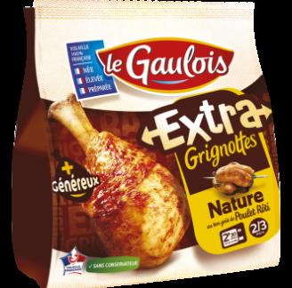 Le Gaulois - Extra Grignottes nature Le Gaulois