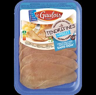 Le Gaulois - Tendrefines de poulet